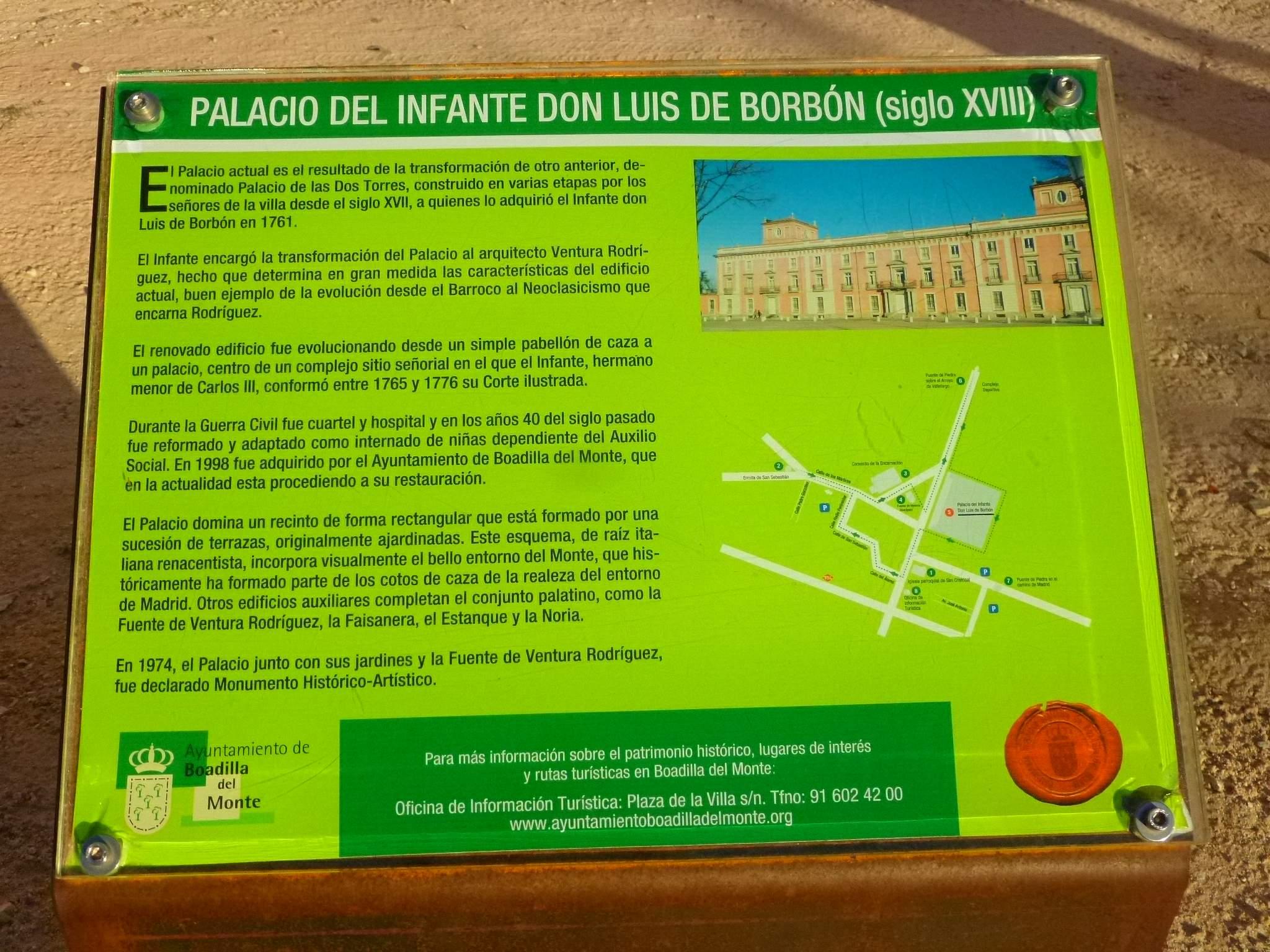 File Boadilla Del Monte Palacio Del Infante Don Luis De