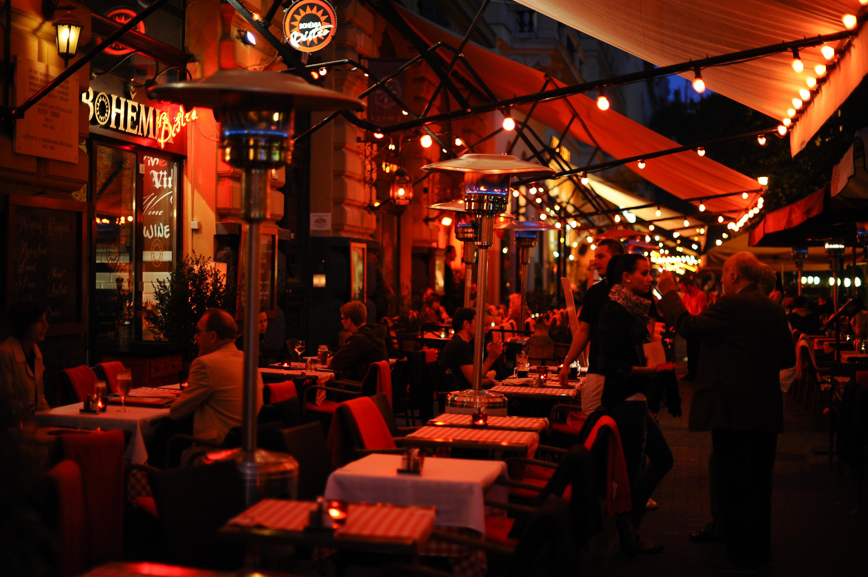 Bohemia Cafe Bar Warrnambool Vic