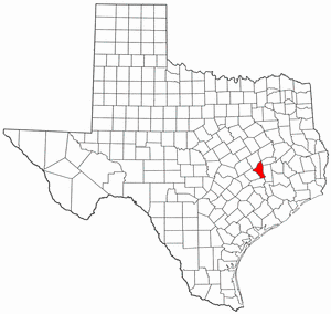 Brazos County, Texas