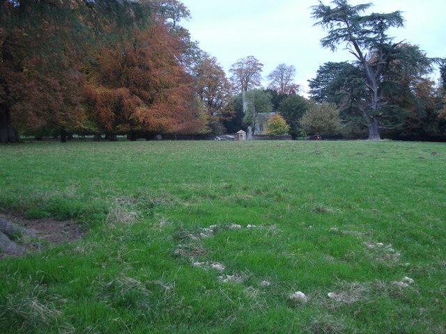 Brockhampton Park and Church - geograph.org.uk - 621484