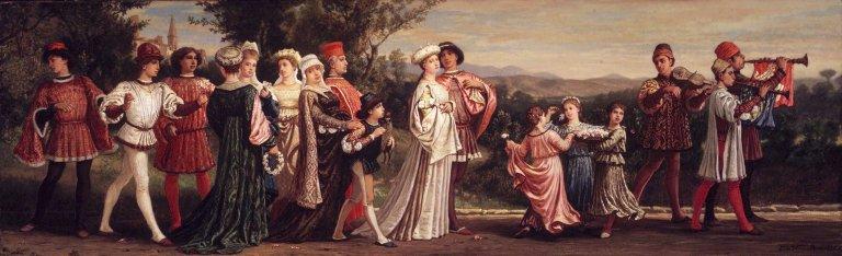 Filebrooklyn museum wedding procession elihu vedder overall filebrooklyn museum wedding procession elihu vedder overallg junglespirit Images