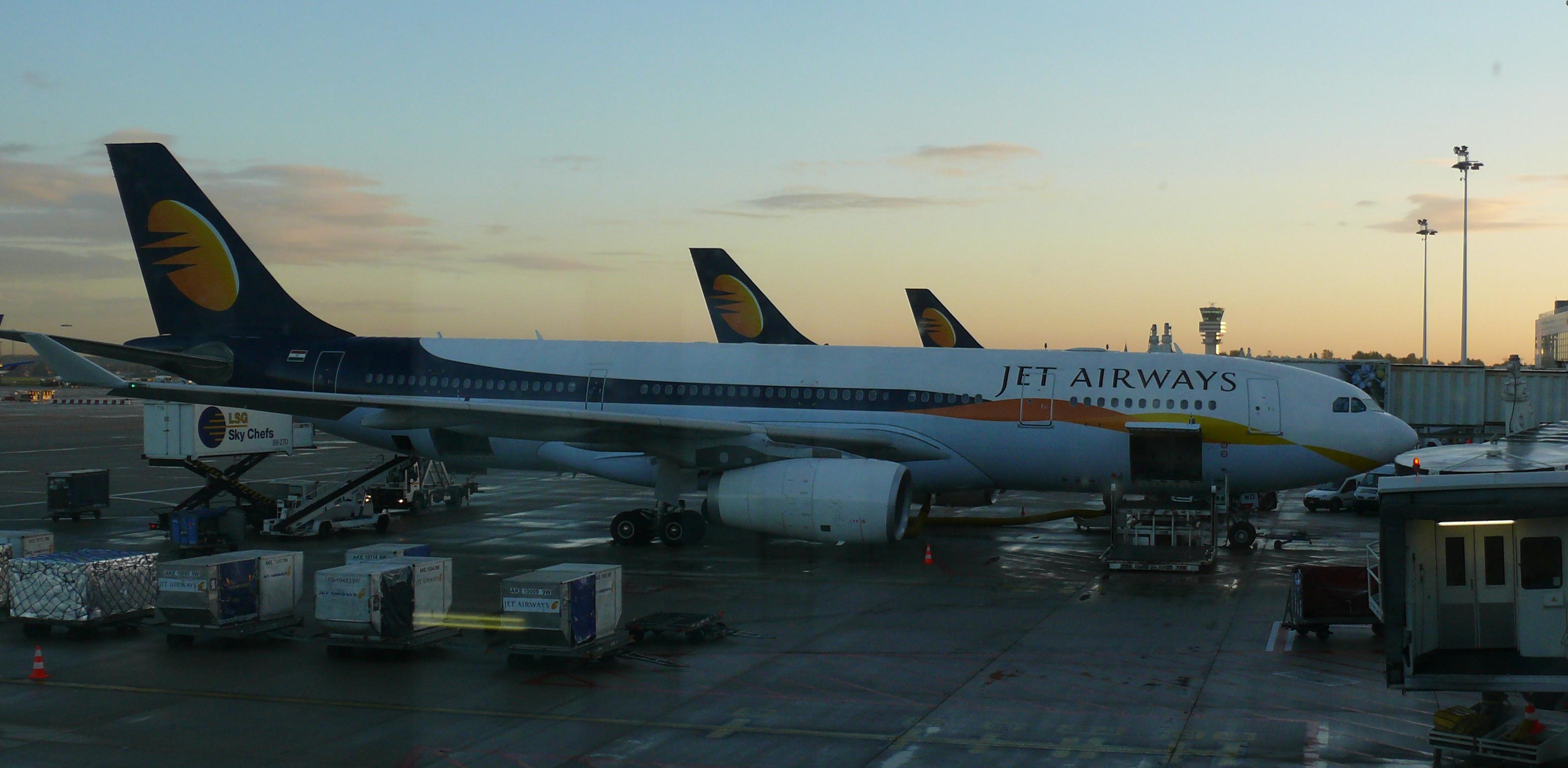 Resultado de imagen para jet airways airport