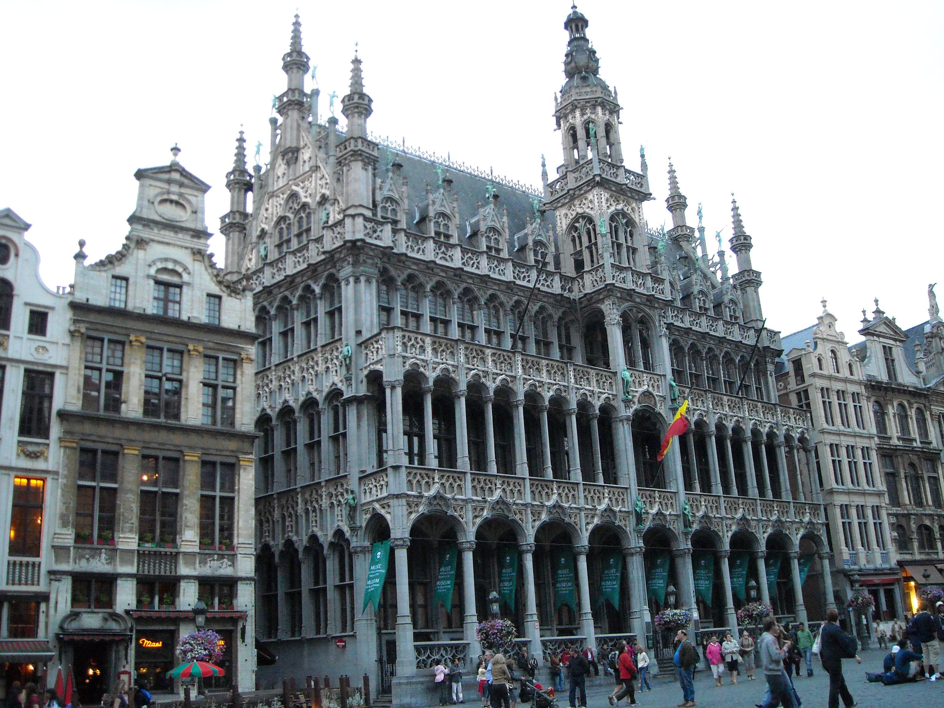 File bruxelles maison du wikimedia commons for Aavi maison du gps