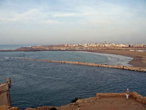 Bouregreg River, Rabat, Morocco