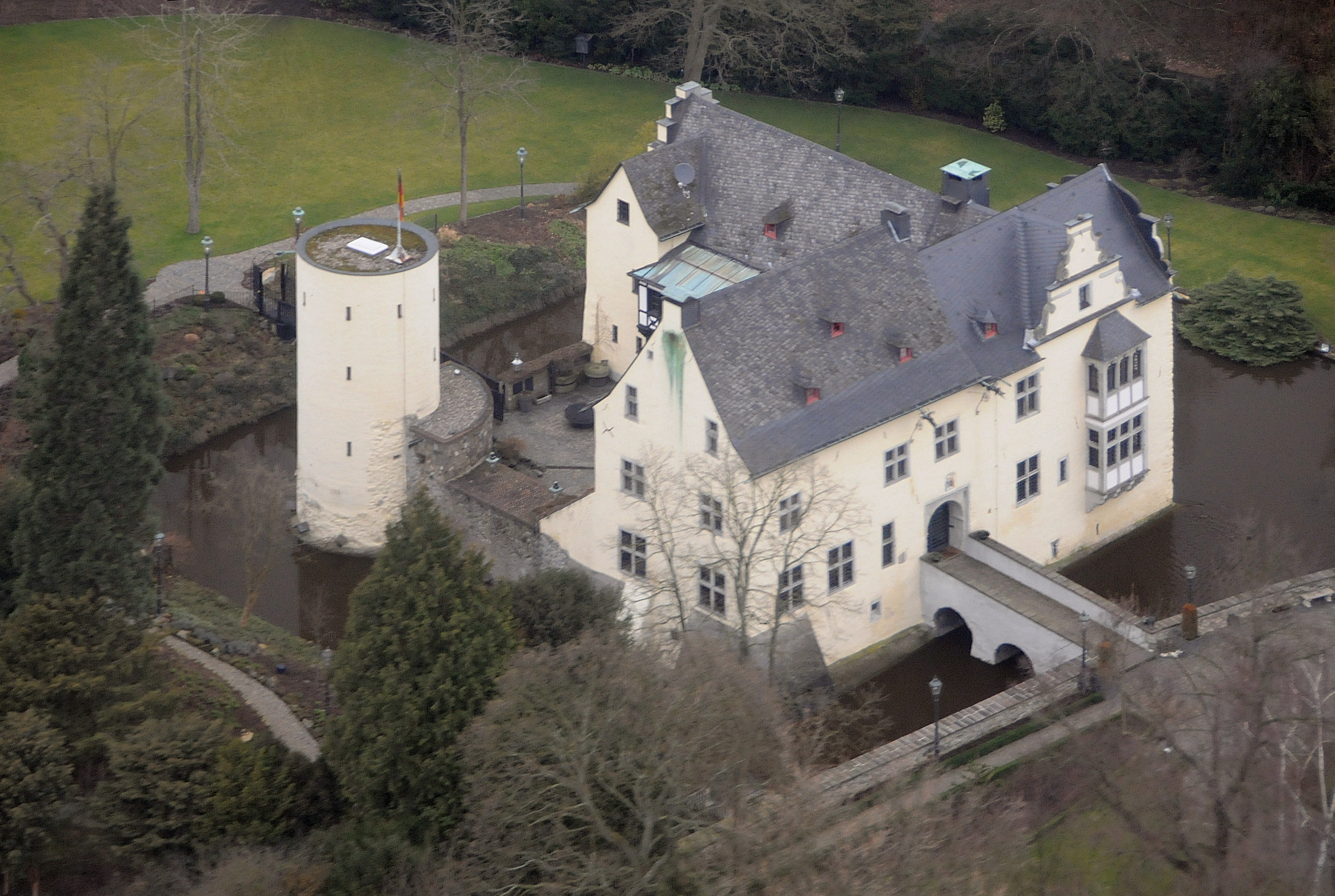 Billedresultat for Burg Odenhausen
