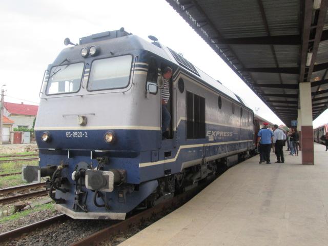 CFR Class 65 Diesel Electric Locomotive