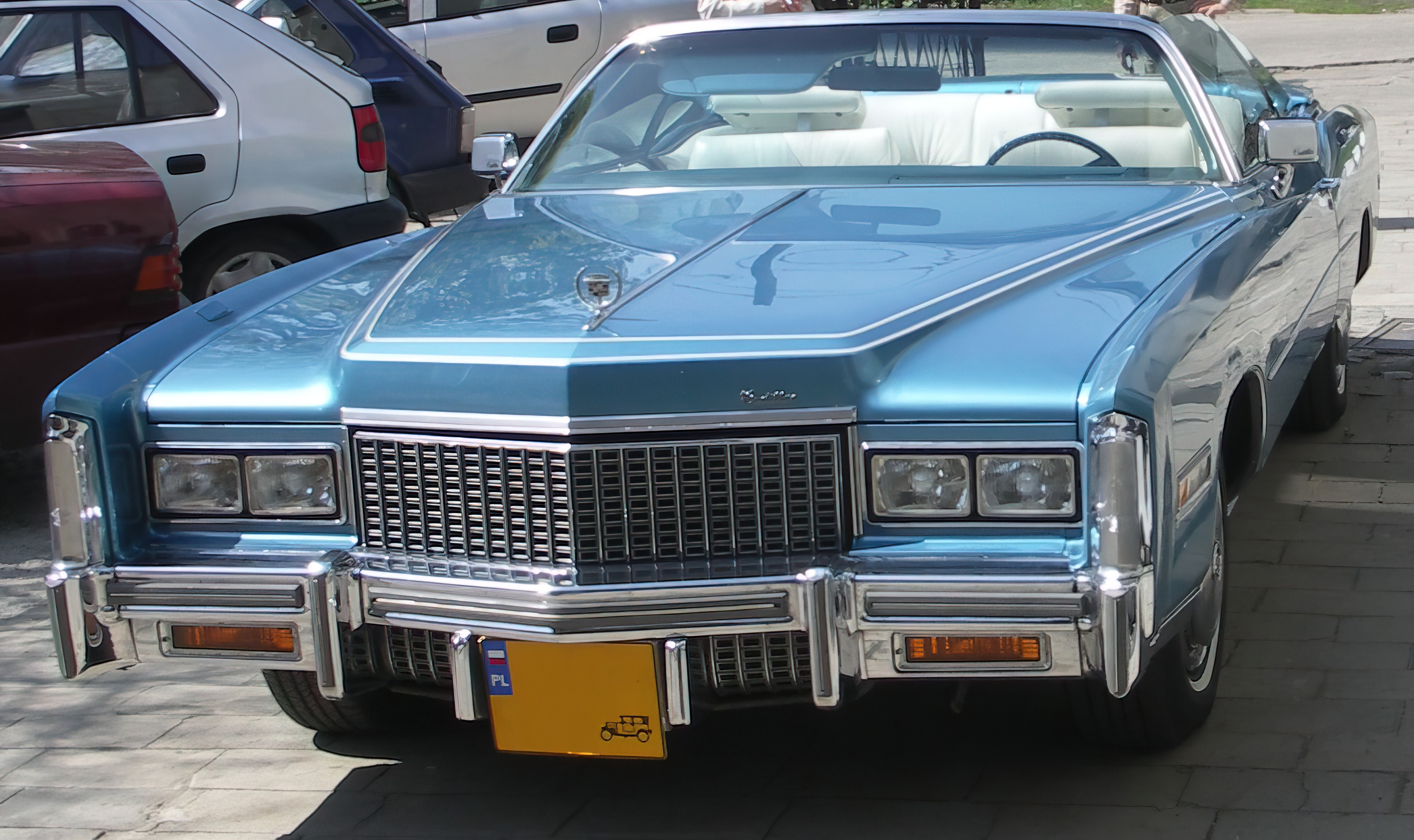 File Cadillac Eldorado 1979 Sosnowiec 2 Jpg Wikimedia Commons