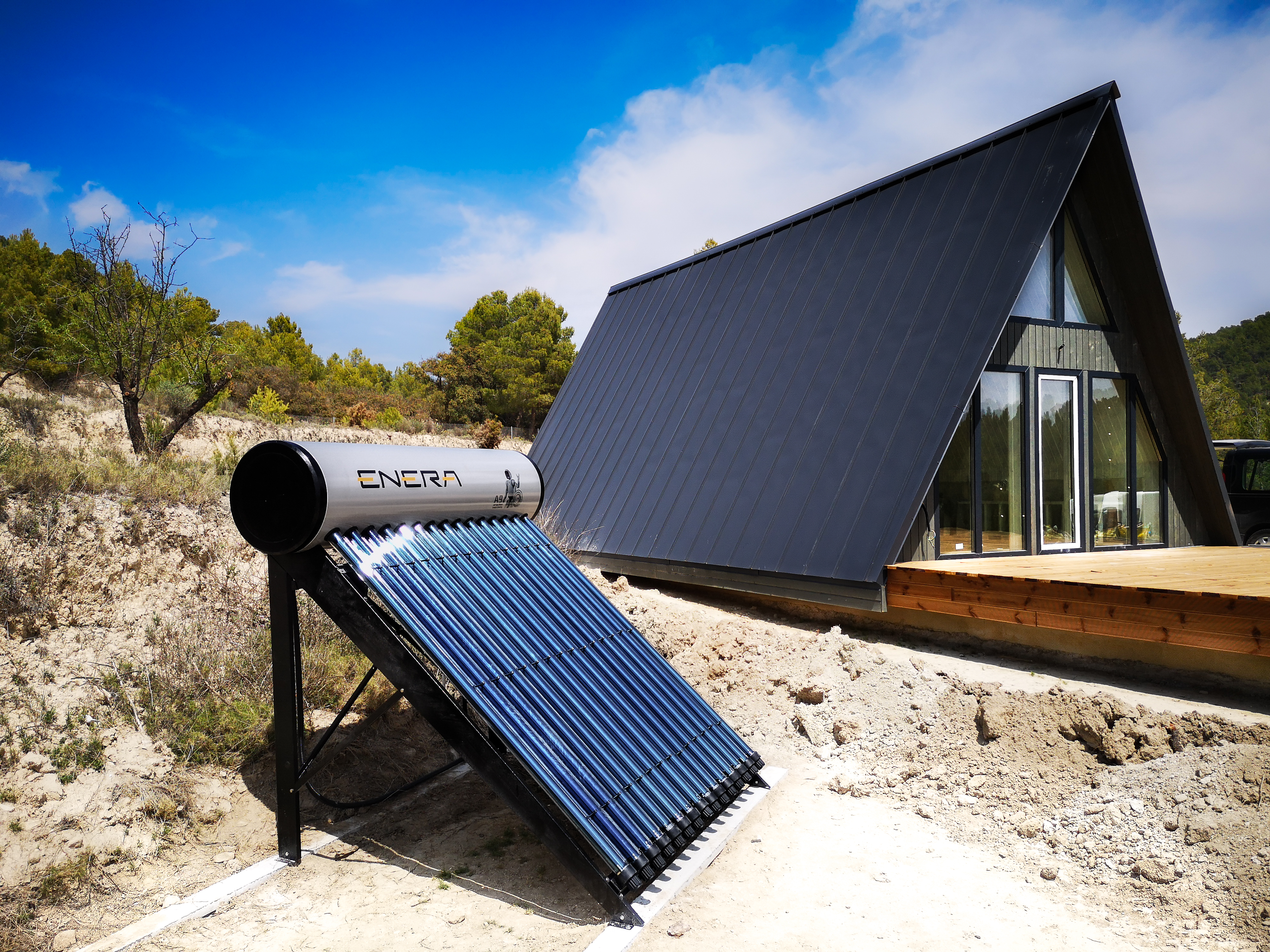 Calentador Solar Wikipedia La Enciclopedia Libre