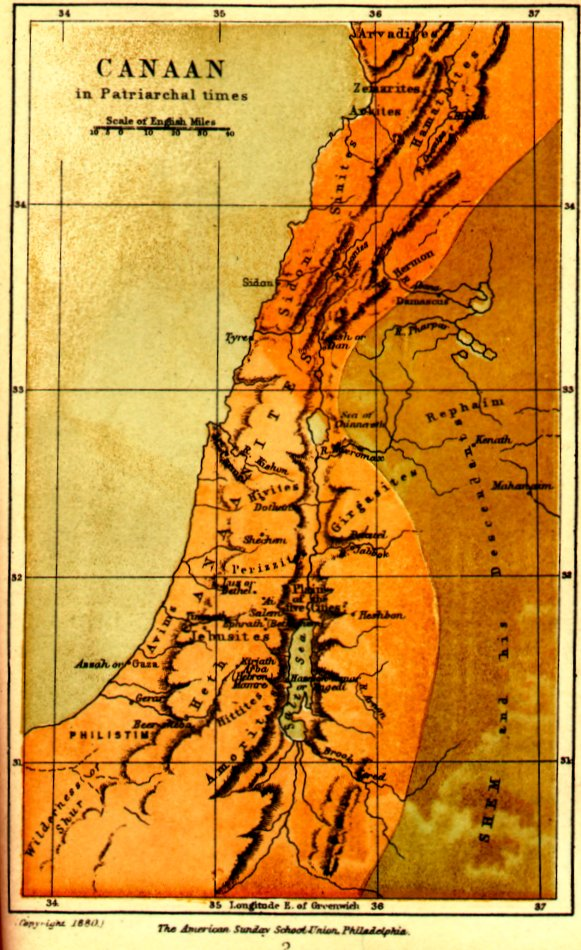 egypt canaan and israel in ancient times pdf