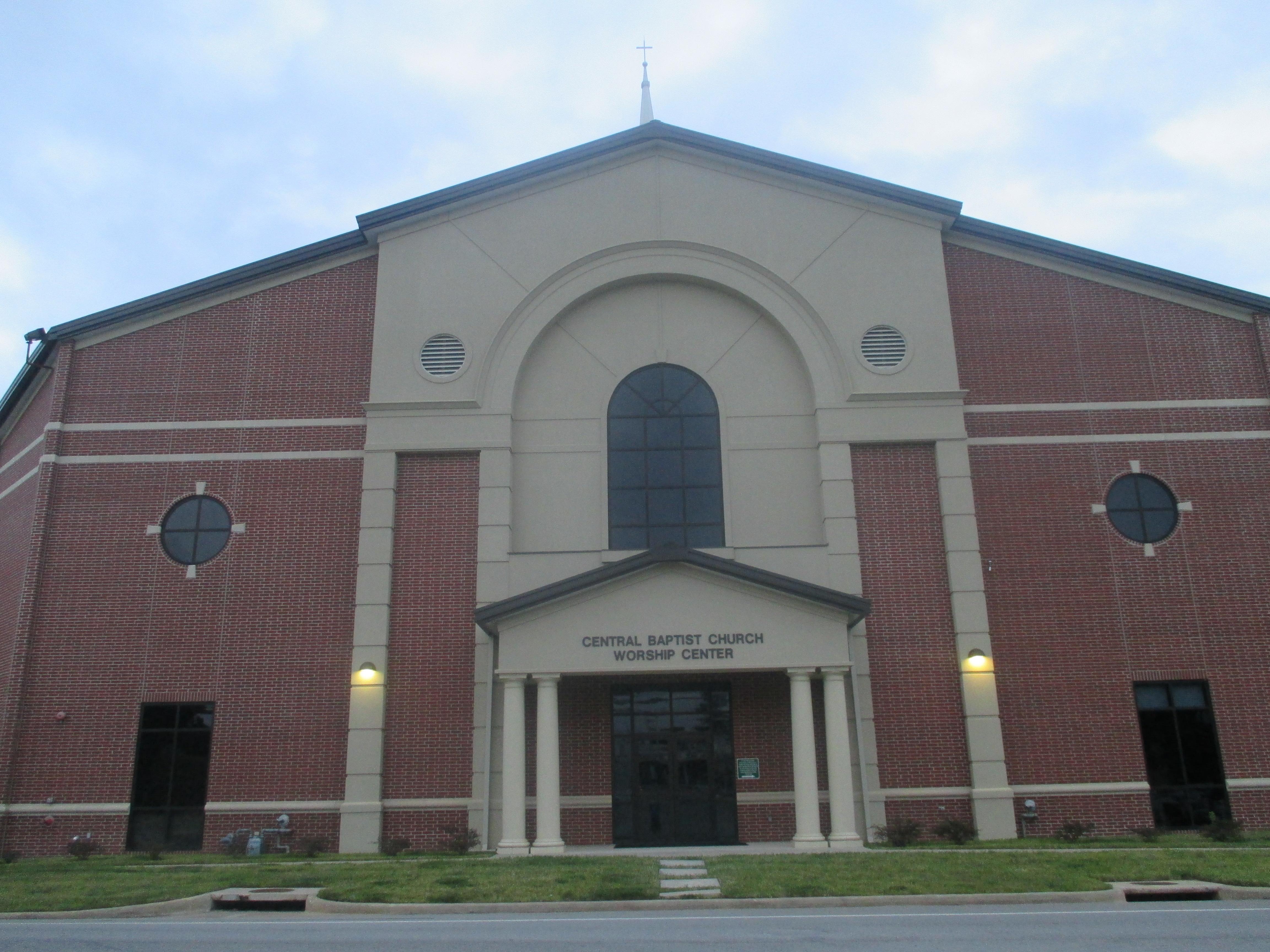 File Central Baptist Church Livingston Tx Img 8300 Jpg