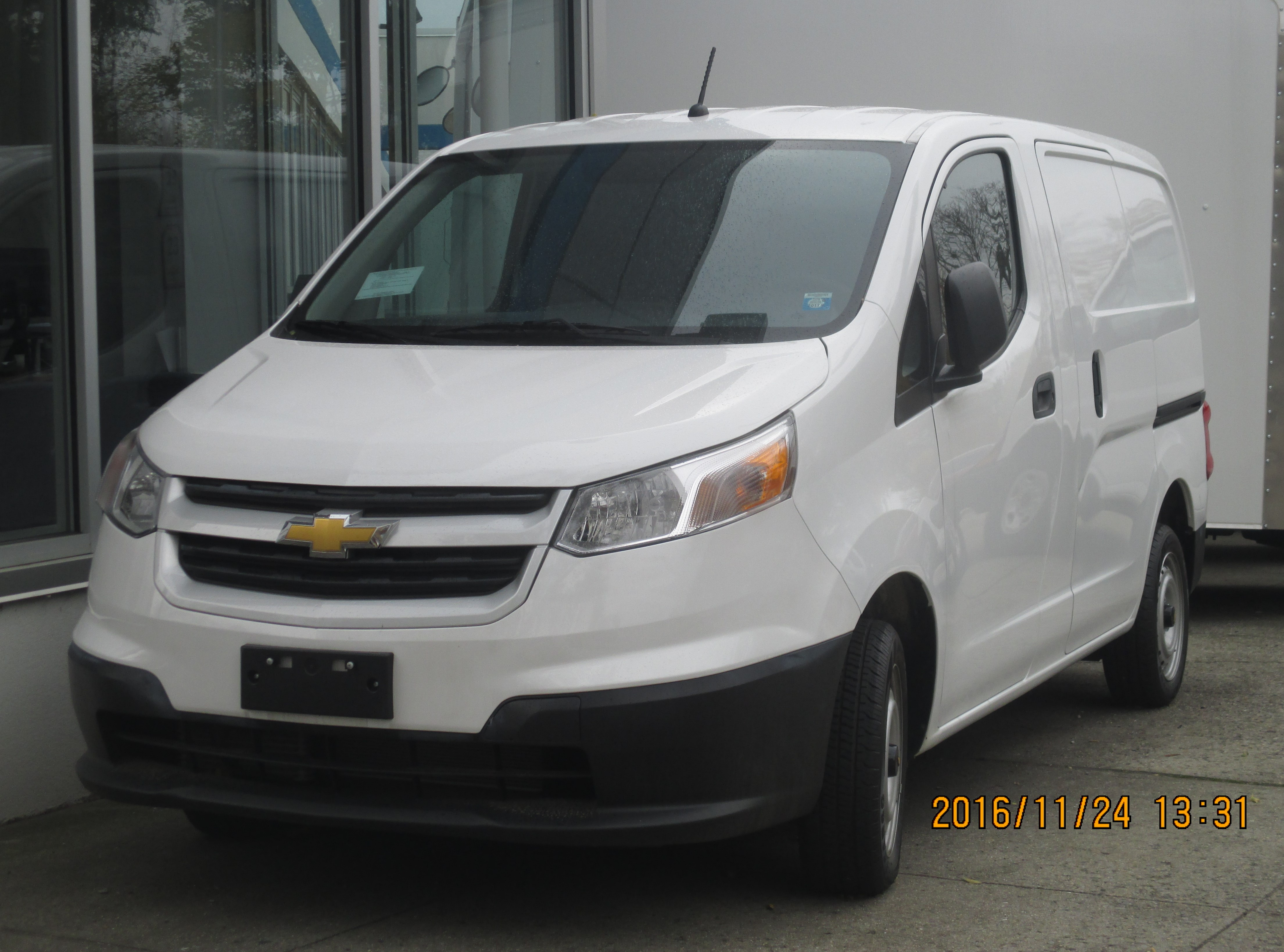 File Chevrolet City Express 2016 11 24 Jpg Wikimedia Commons