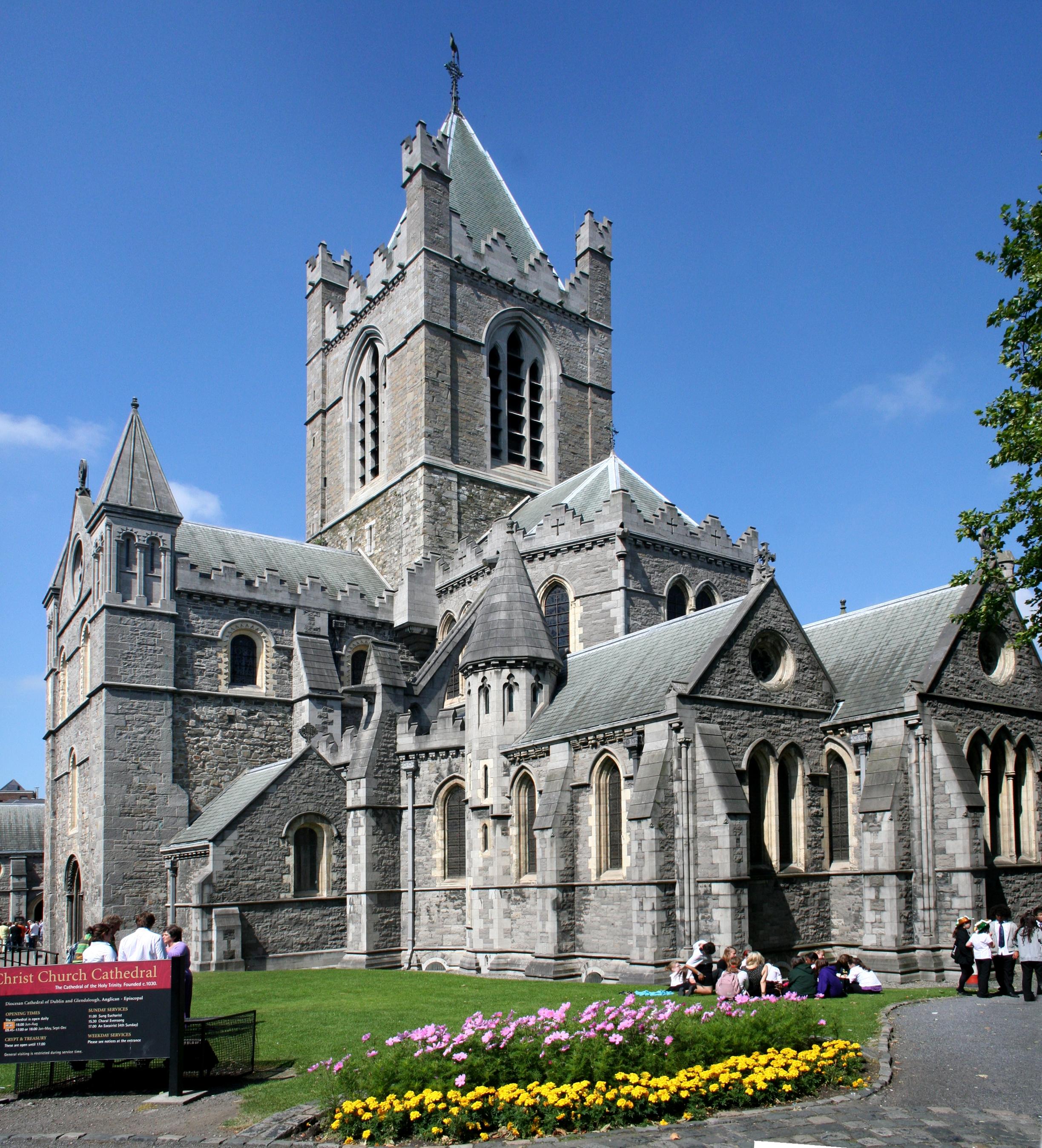 Charming Christian Churches In Nj #1: Christ_Church_Cathedral_(Dublin).jpg