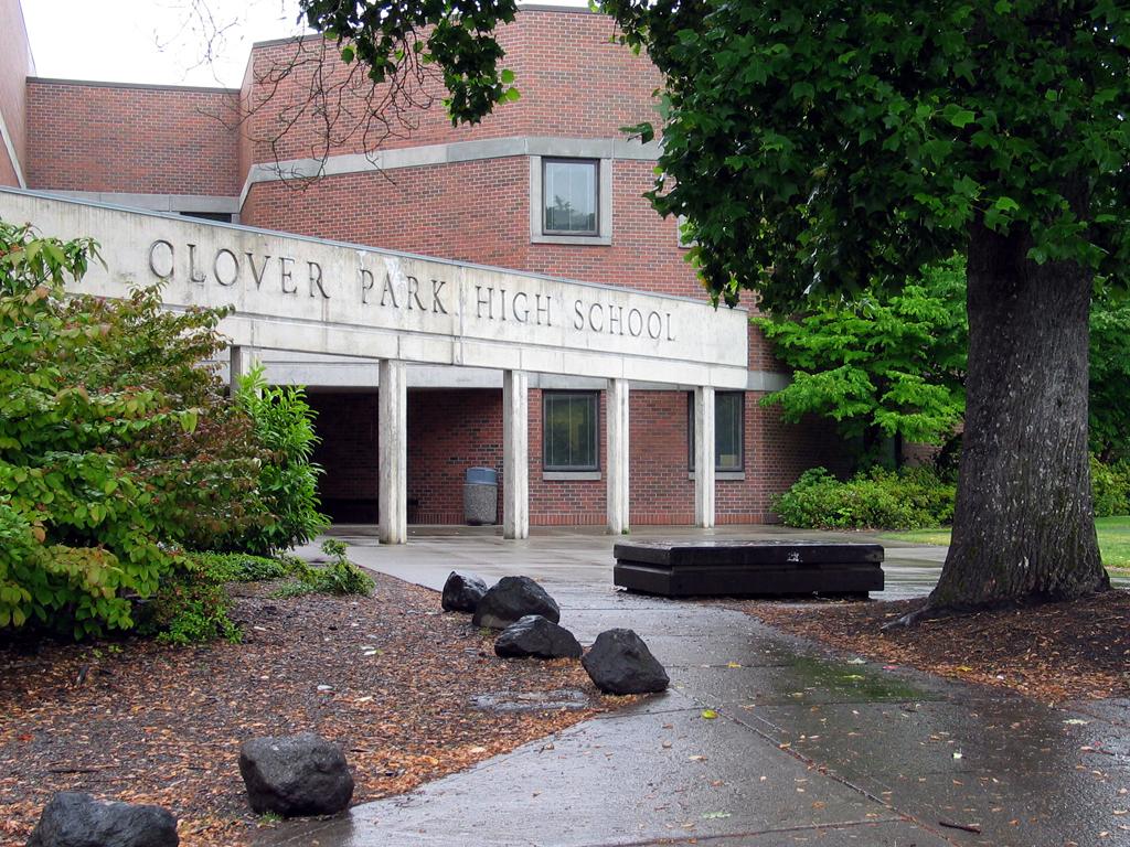clover park high wikipedia