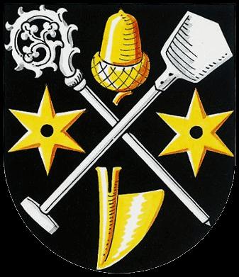 Coat of arms of Großheide.png