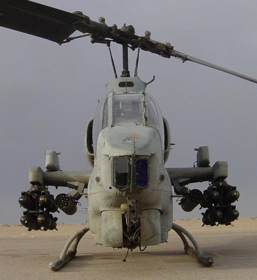 [Rumored] Lebanese Air Force To Aquire 6 AH-1 Super Cobra