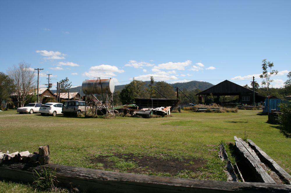 Conondale Timbers Sawmill - Wikipedia
