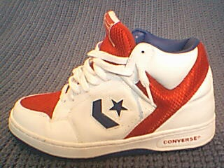 Converse Leather Tennis Shoes