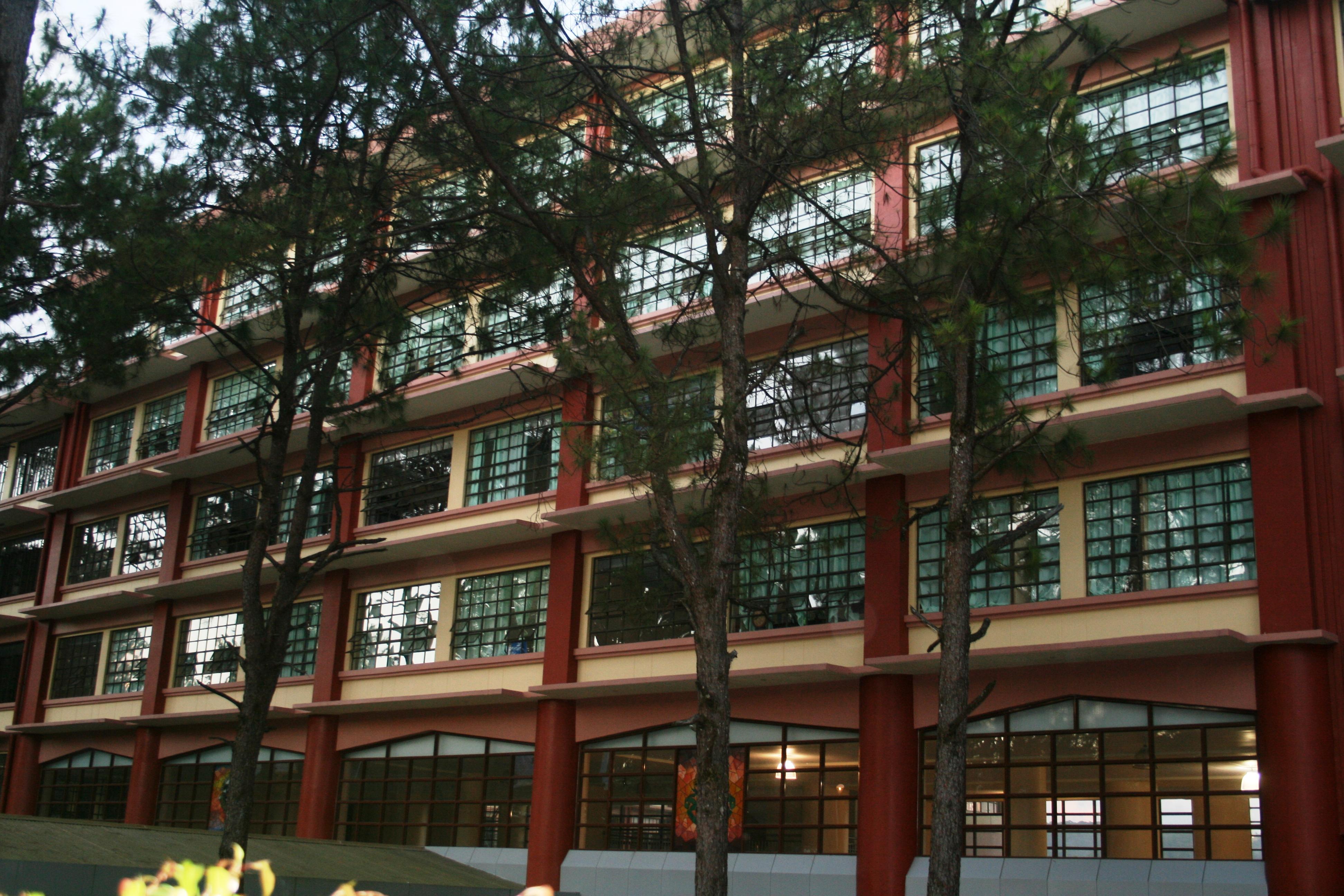 image of saint mary's university building
