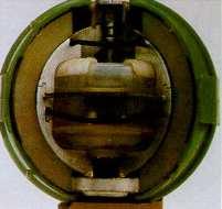 Submunición estadounidense de dispersión biológica E120.