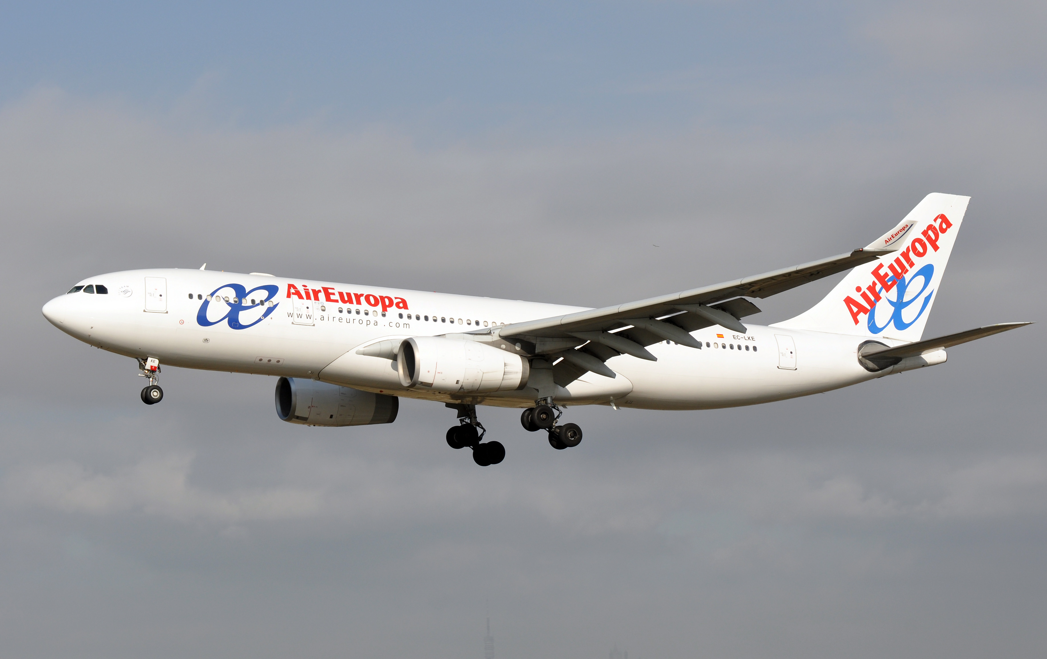 plus de photos 84433 5bd9f Air Europa – Wikipedia