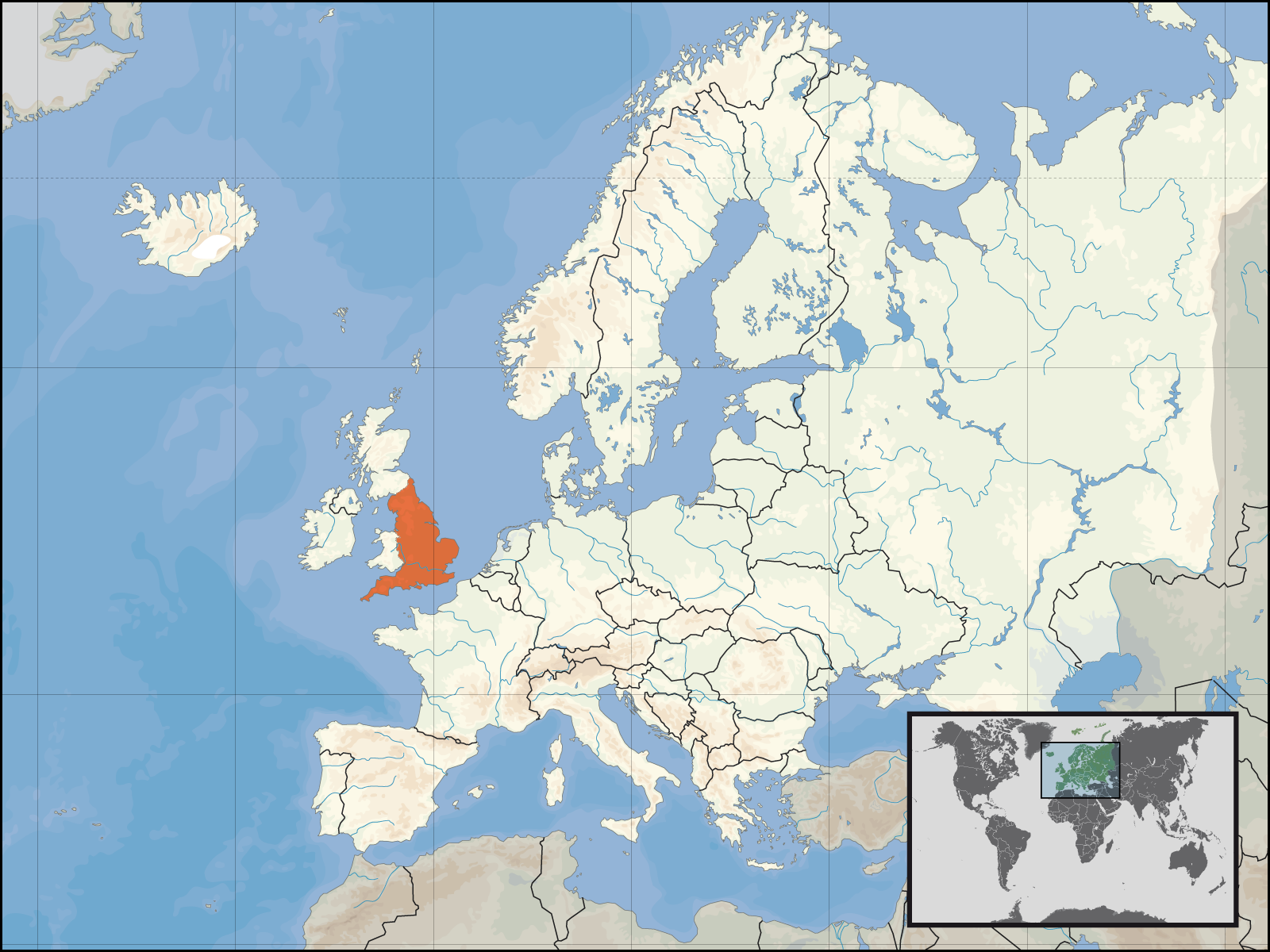 Map Of England Europe.File England Map Europe Png Wikimedia Commons