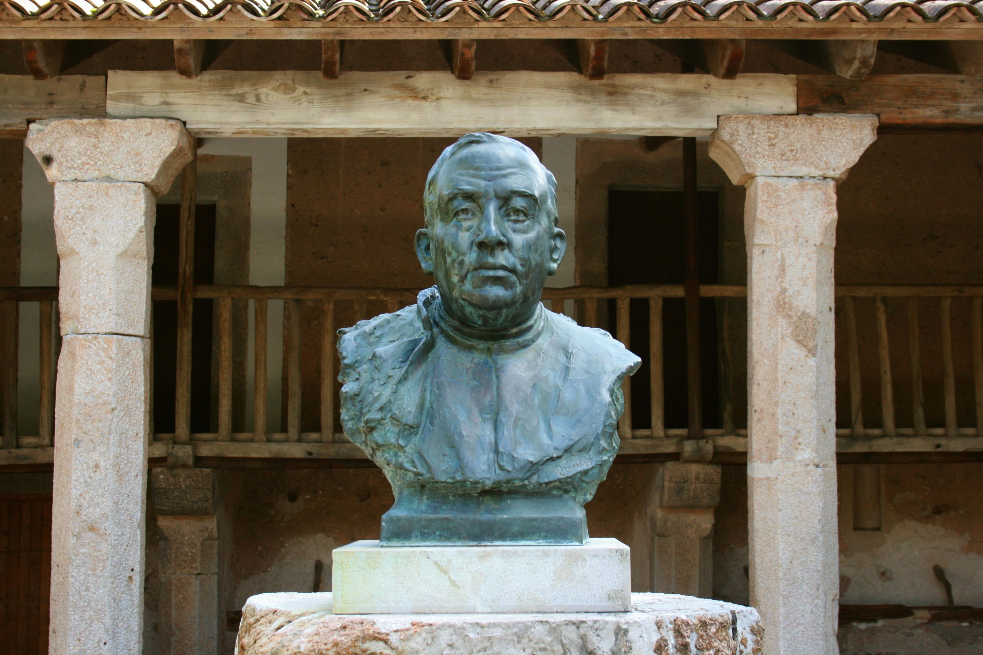 Miguel Costa i Llobera, Santuari de Lluc (Escorca, Mallorca)