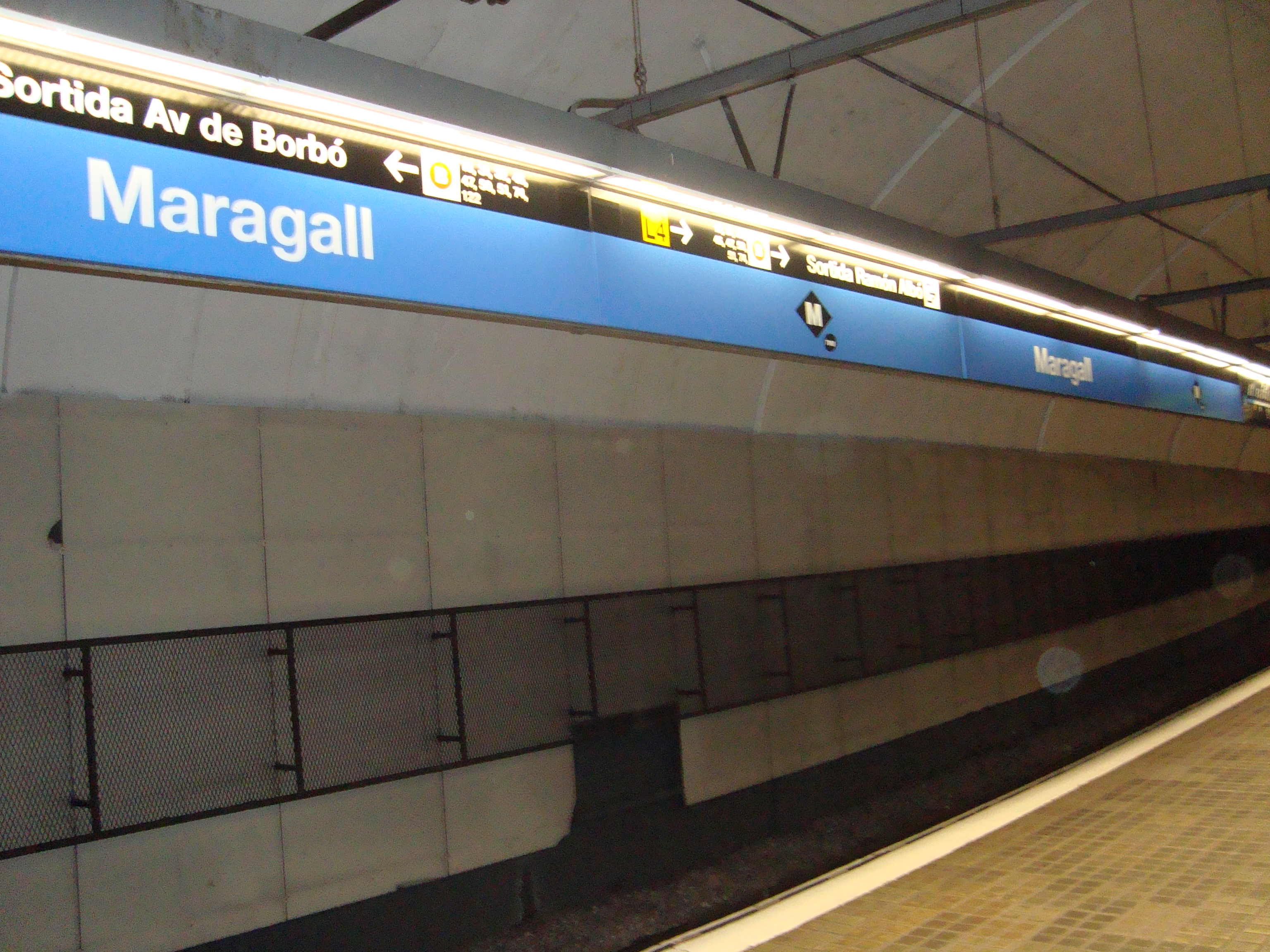 Estació de Maragall