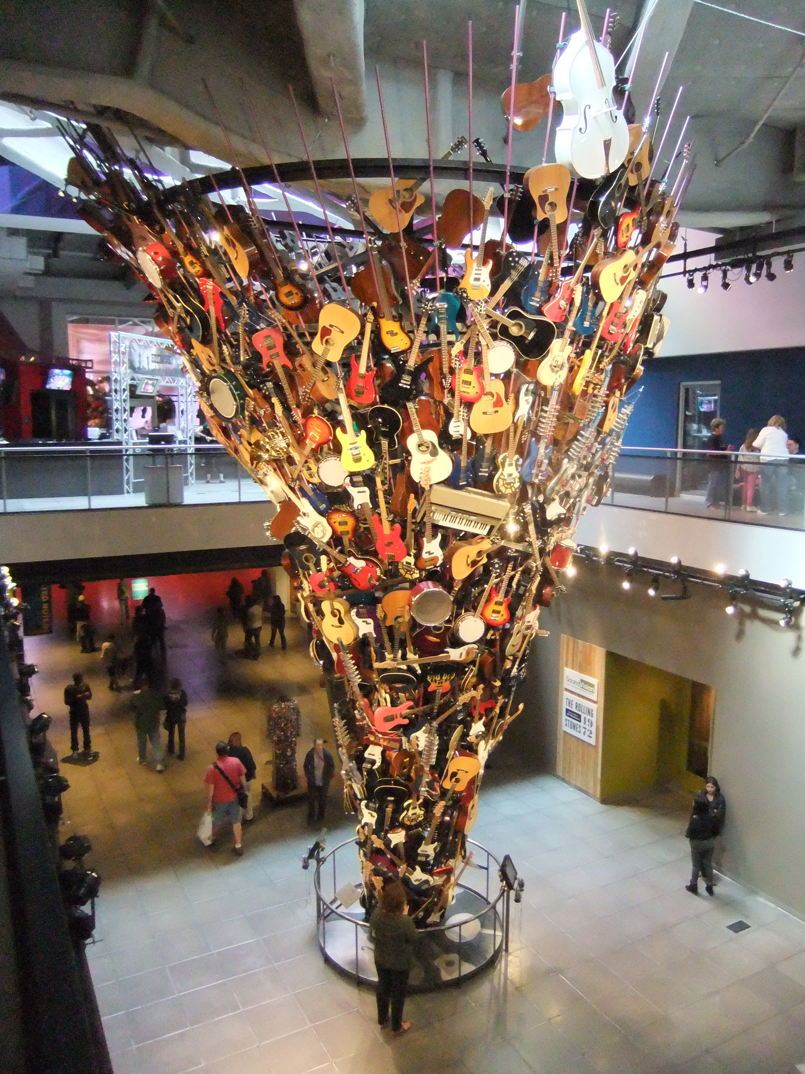 File:Experience Music Project, Science Fiction Museum, Seattle  (9447199580)
