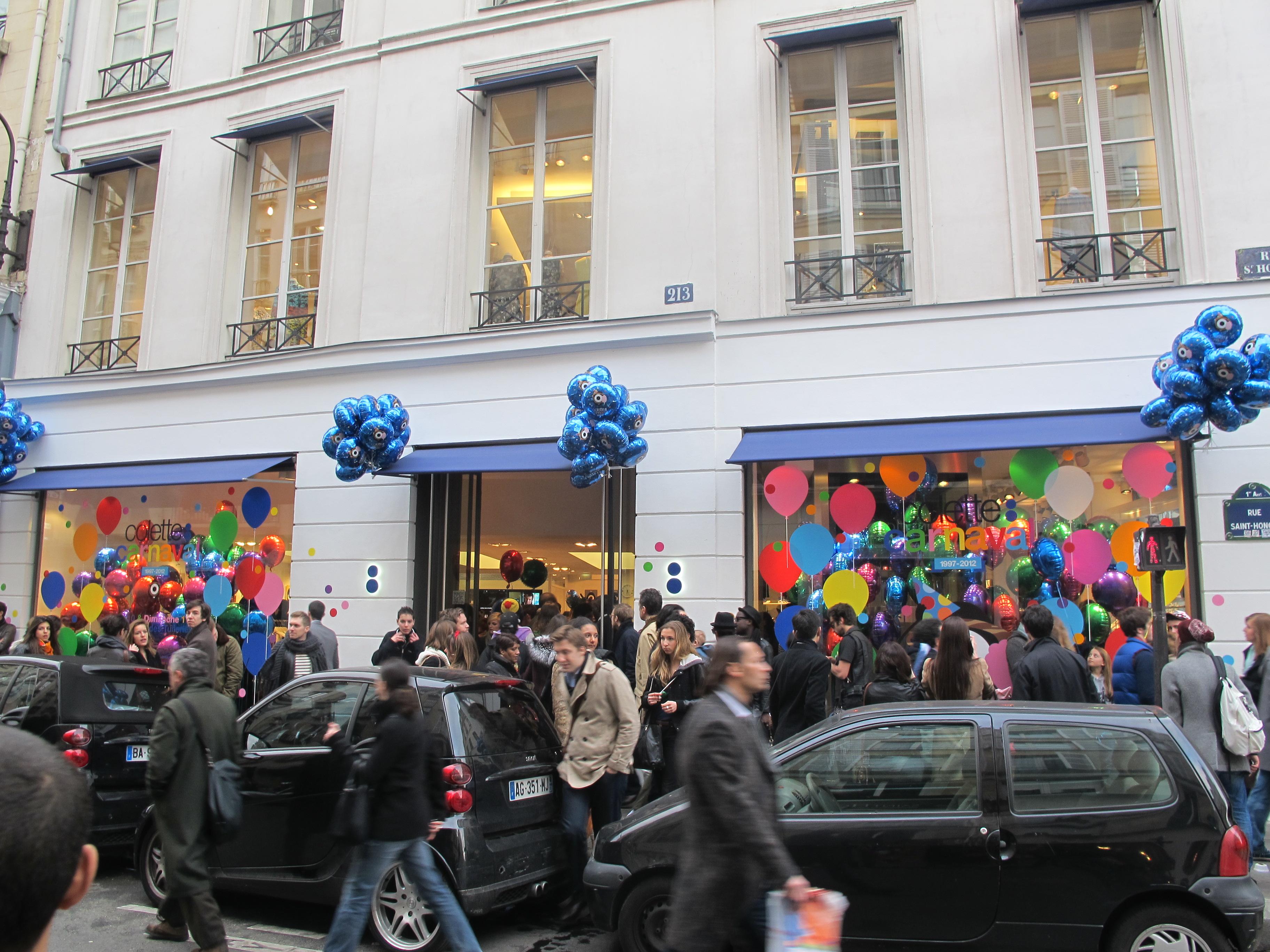 Colette boutique wikiwand - Magasin colette paris ...