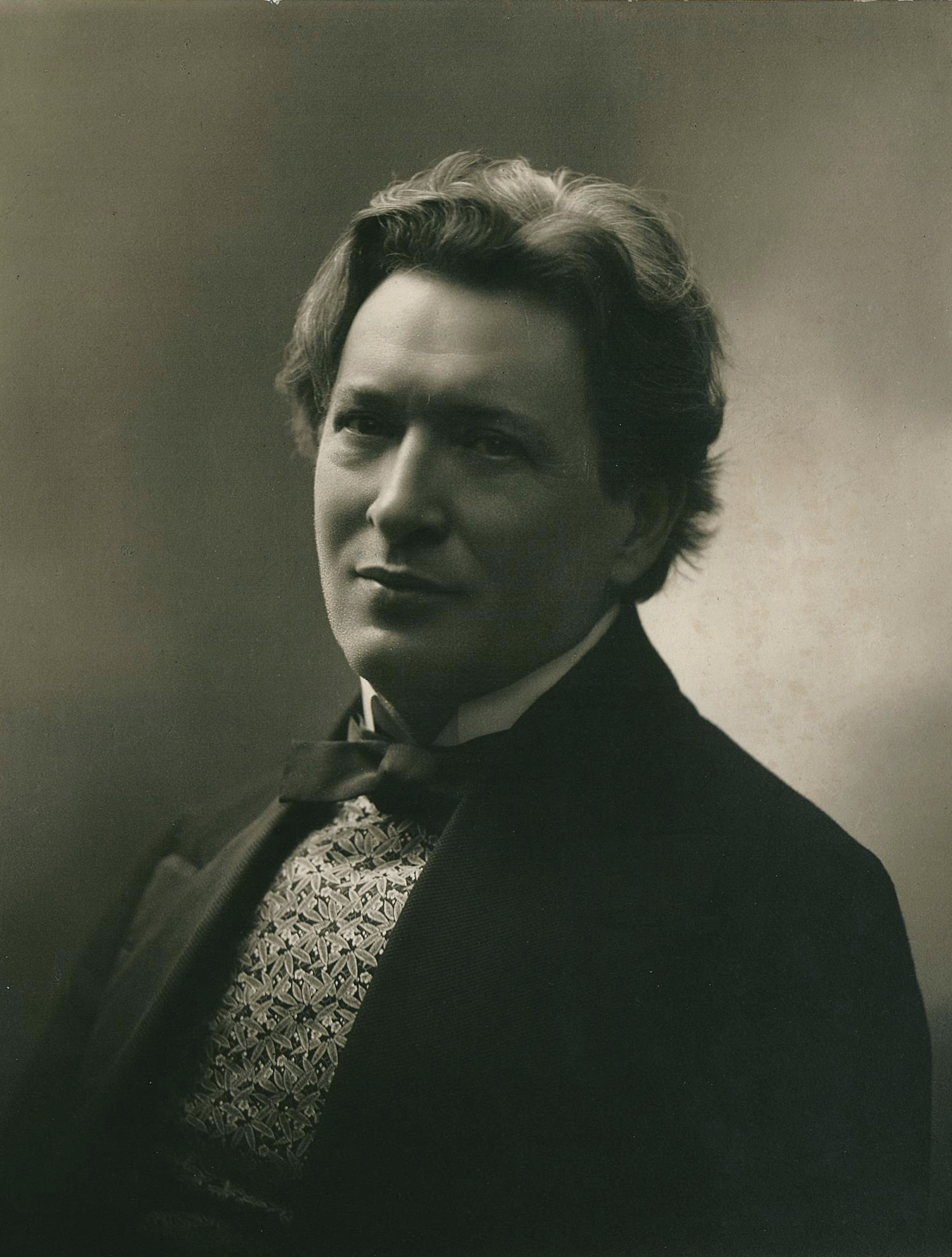 Busoni in 1913