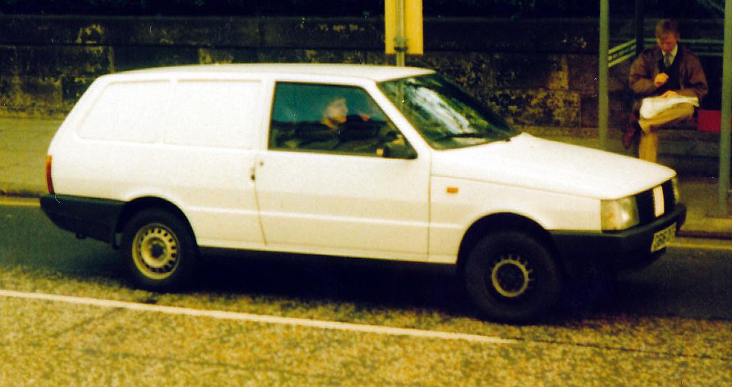 File:Fiat Citivan in 1993 jpg - Wikimedia Commons