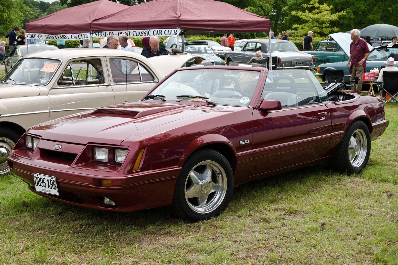 Fileford Mustang Gt Convertible 1986 9188456928 Wikimedia Ford