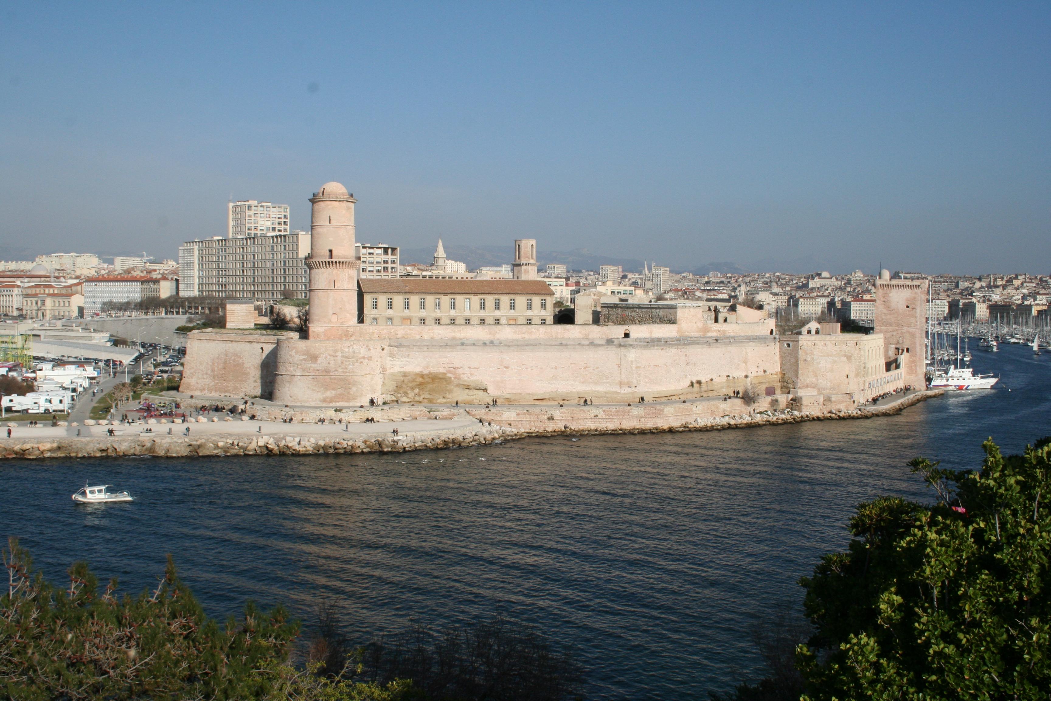 Fort Saint Jean Marseille Wikiwand