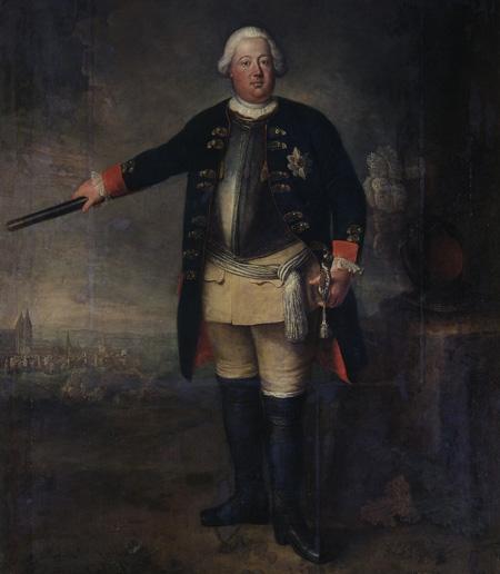 """Frederico Guilherme I, o """"Rei Soldado"""""""