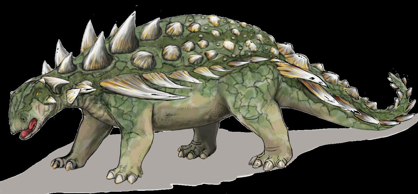 Gastonia dinosaure wikip dia - Dinosaure de jurassic park ...
