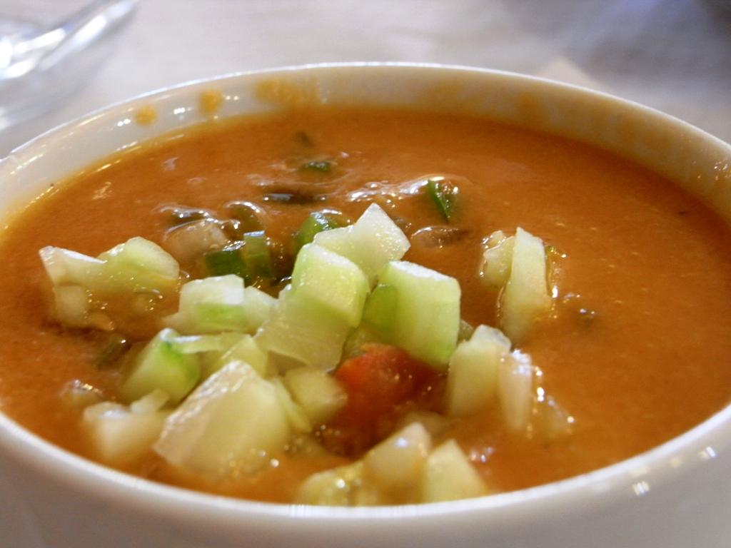 Gazpacho Recipe Food Network
