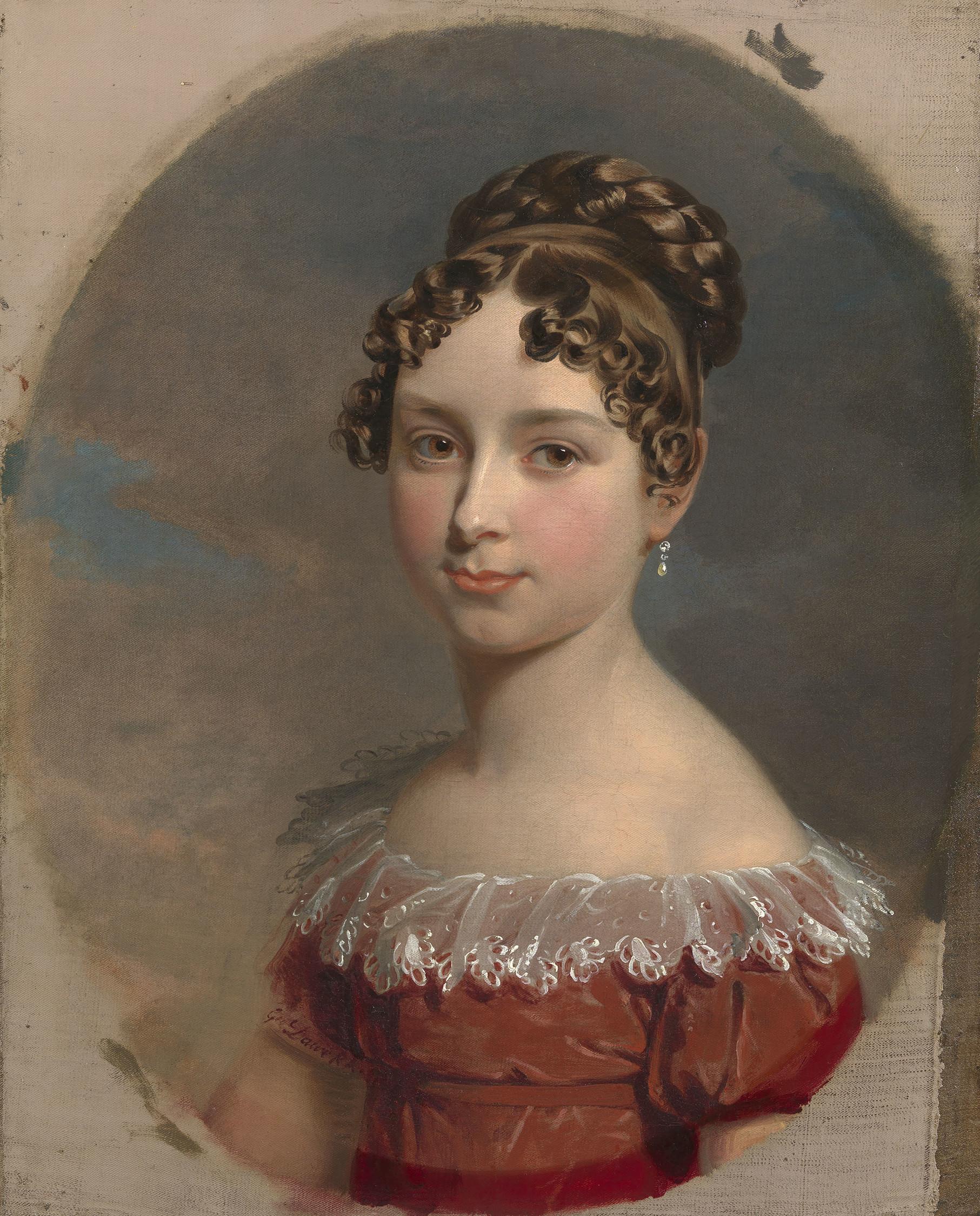George Dawe Princess Feodora Leiningen