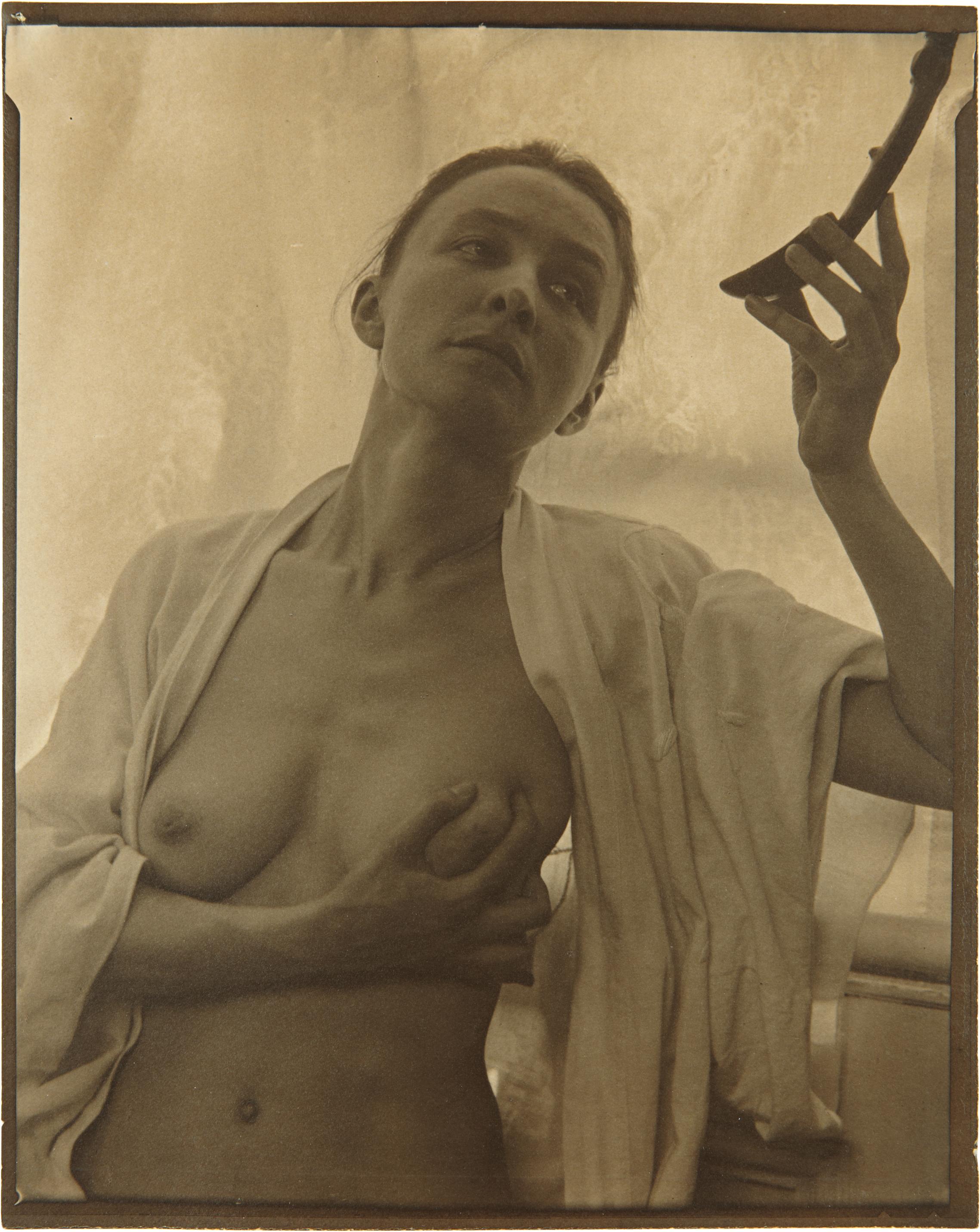 Nude photo georgia o'keeffe