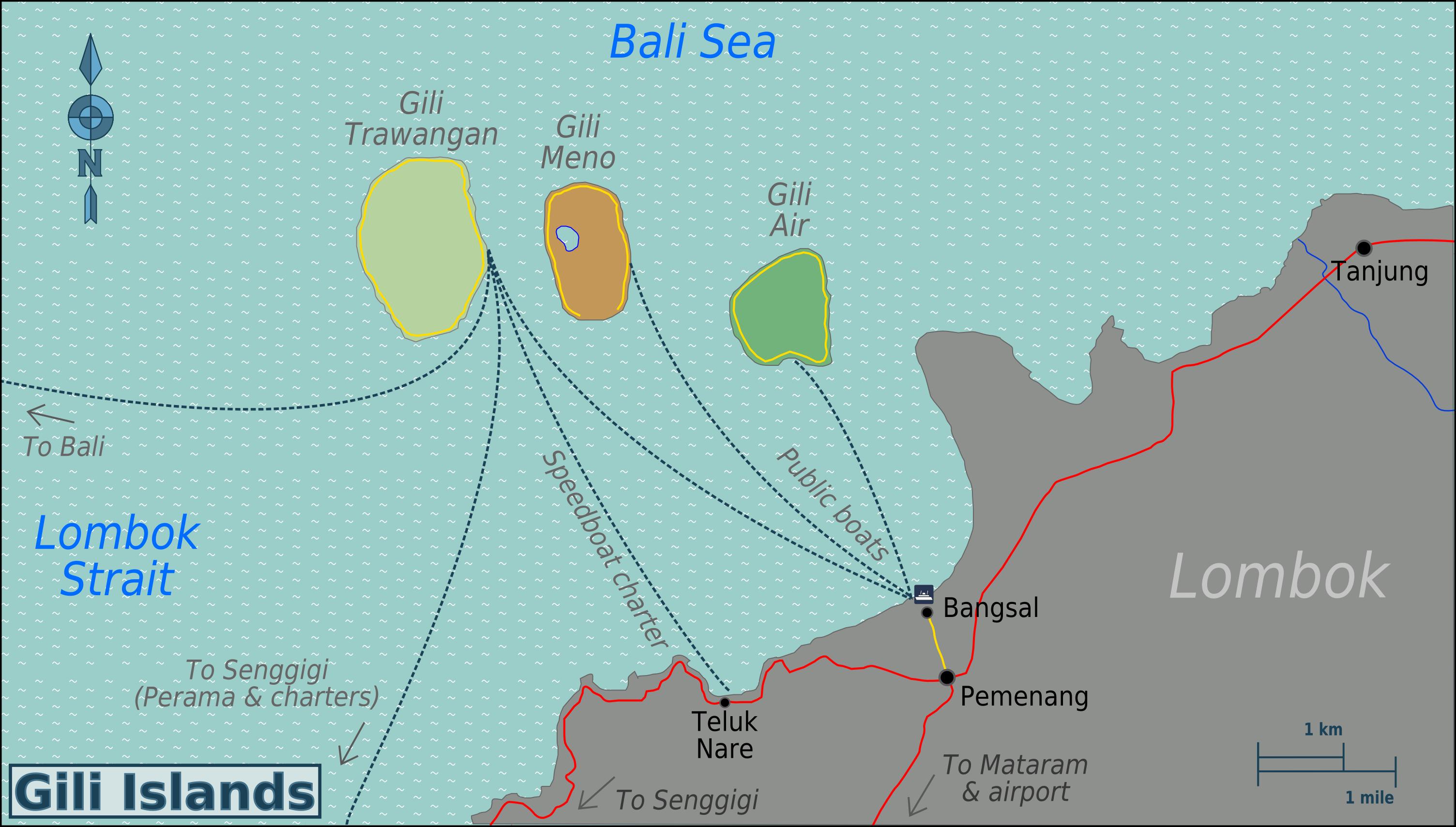 Gili Islands Wikipedia