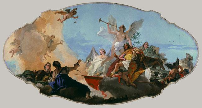 [peinture] Vos oeuvres préférées - Page 2 Glorification_of_the_barbaro