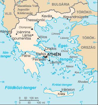 térkep Sablon:Görögország térkép – Wikipédia
