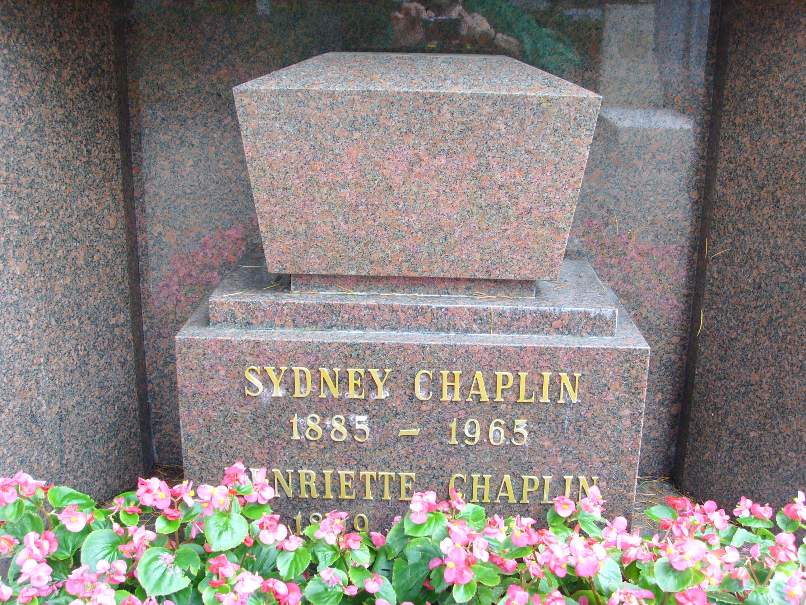 Charlie chaplin date of birth in Sydney