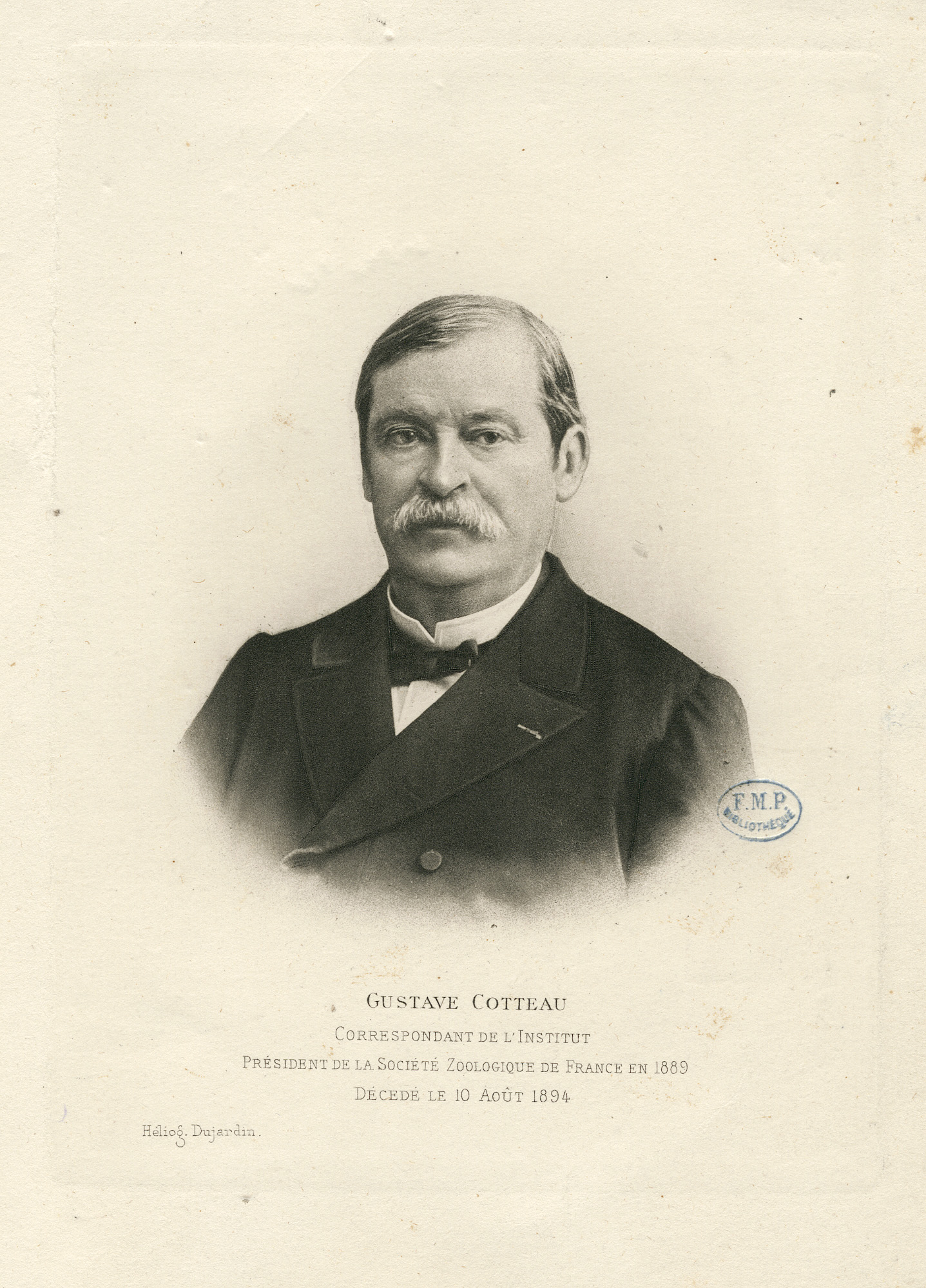 Gustave Cotteau