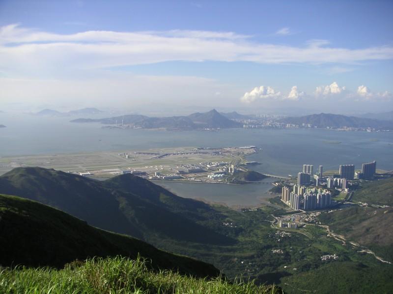 大屿山(Lantau)风光 - wuwei1101 - 西花社