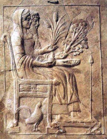 Hades i Persefona
