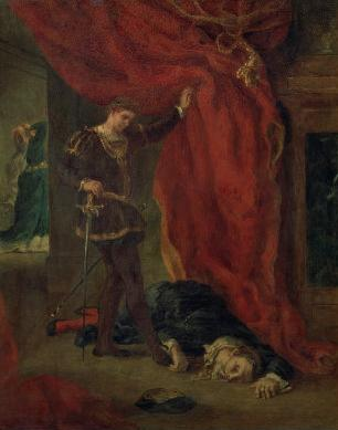 an overview of the emotional states of hamlet a play by william shakespeare Free essay: sanity, insanity, madness - william shakespeare's hamlet is sane in william shakespeare's hamlet, the lead character, prince hamlet of denmark.