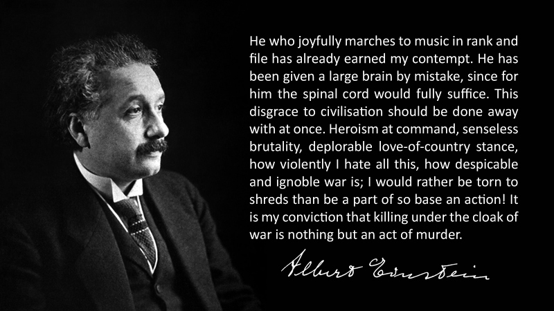 File:He who joyfully marches - Albert Einstein.jpg