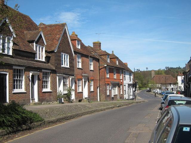 High Street, Lenham - geograph.org.uk - 2345433