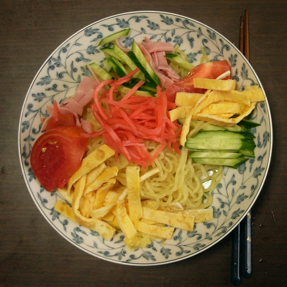 Hiyashi chuka by itchys