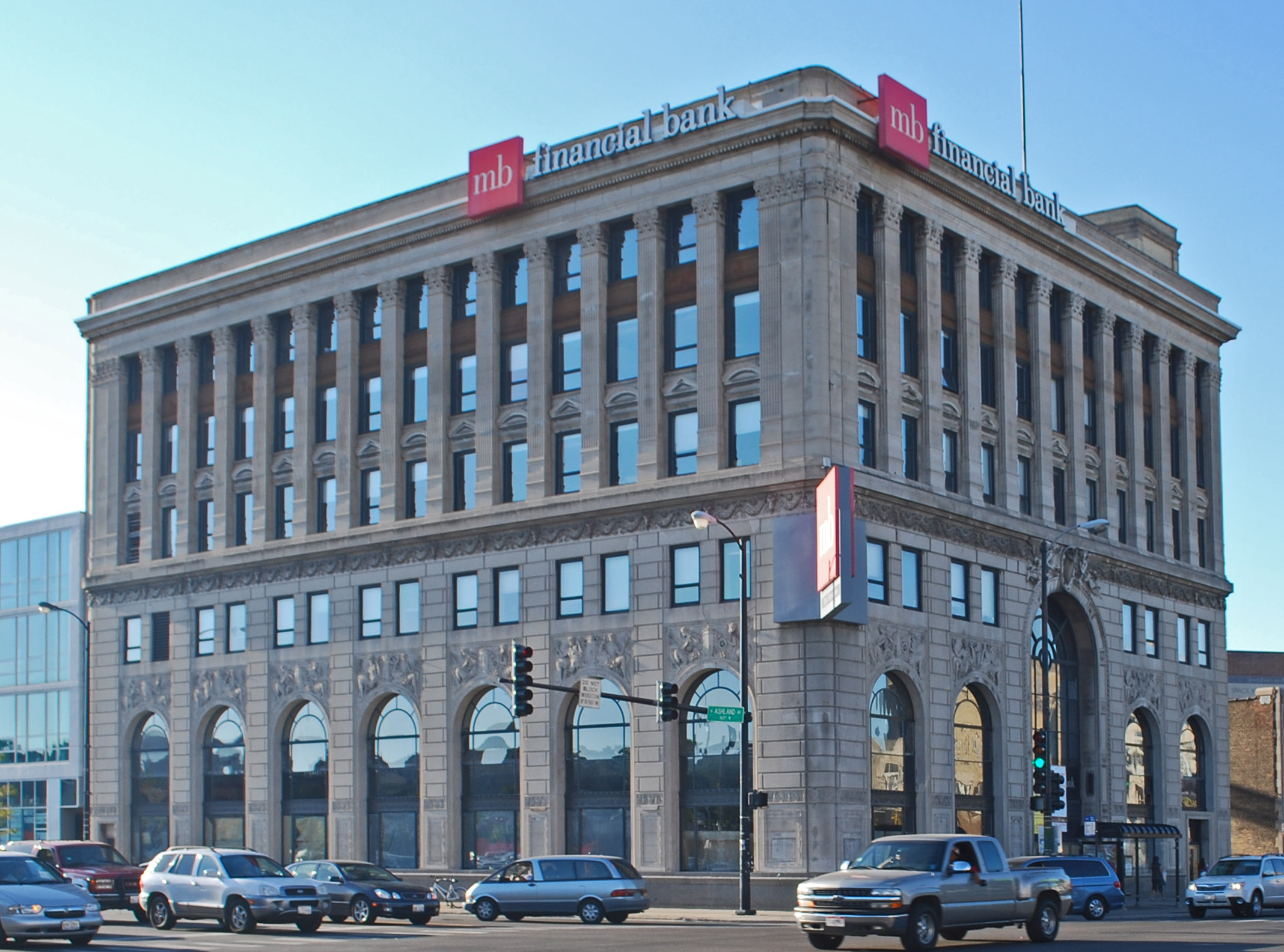 FileHome Bank and Trust pany Chicago ILg Wikimedia mons